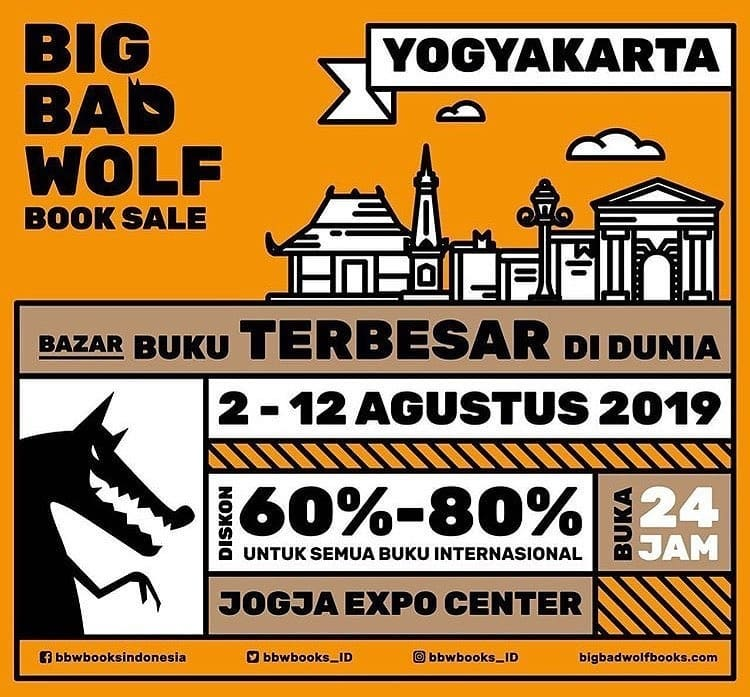 big bad wolf saa unida gontor